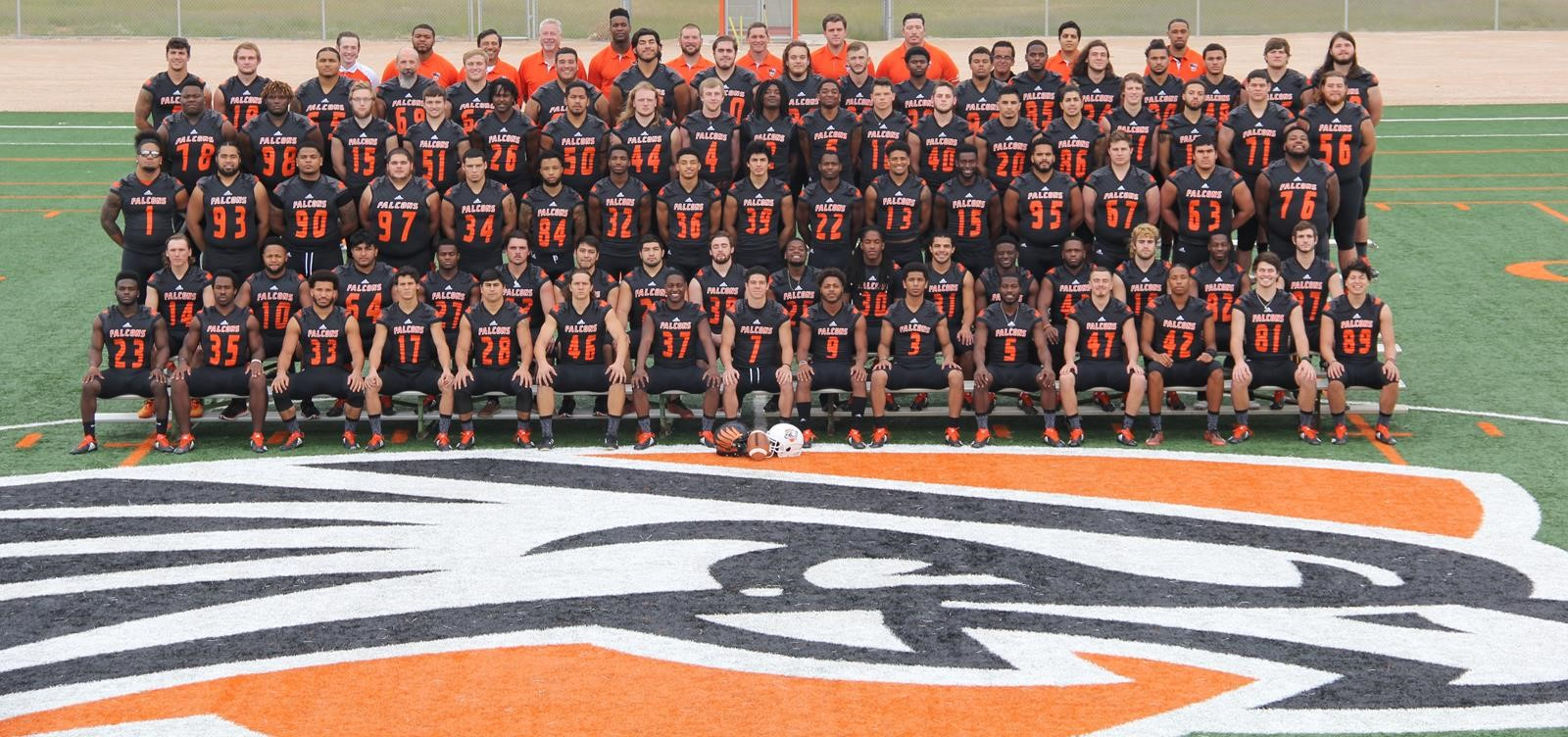 2017 Football Roster Utpb Athletics
