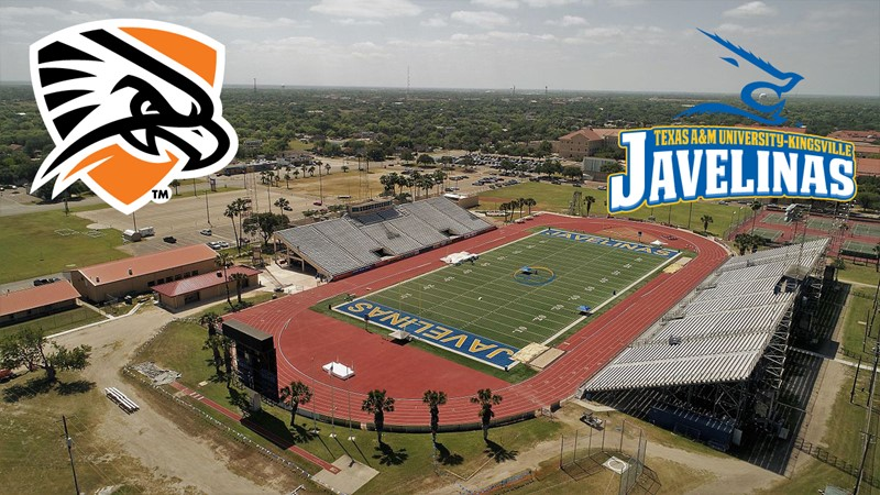 Falcons Look to End Season Strong at Texas A&M Kingsville ... on