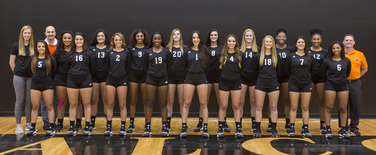 2018 Women S Volleyball Roster Utpb Athletics
