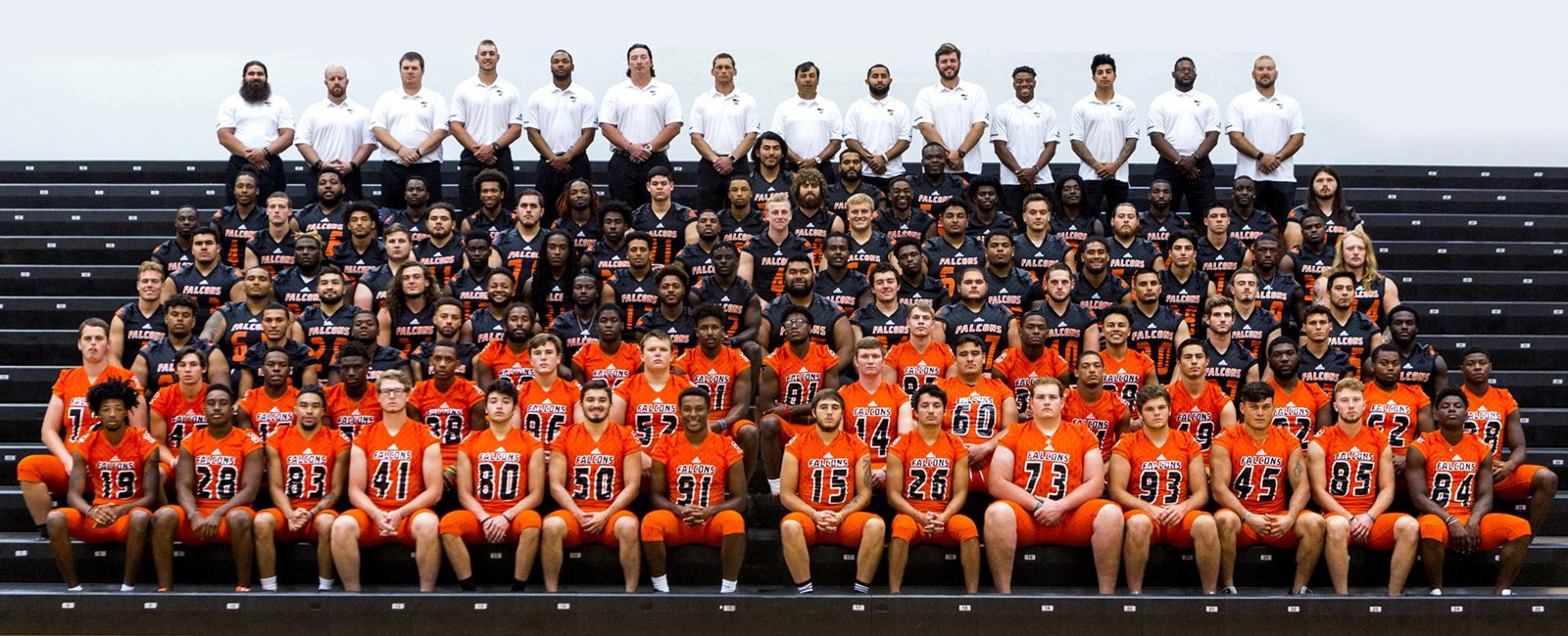 2018 Football Roster Utpb Athletics